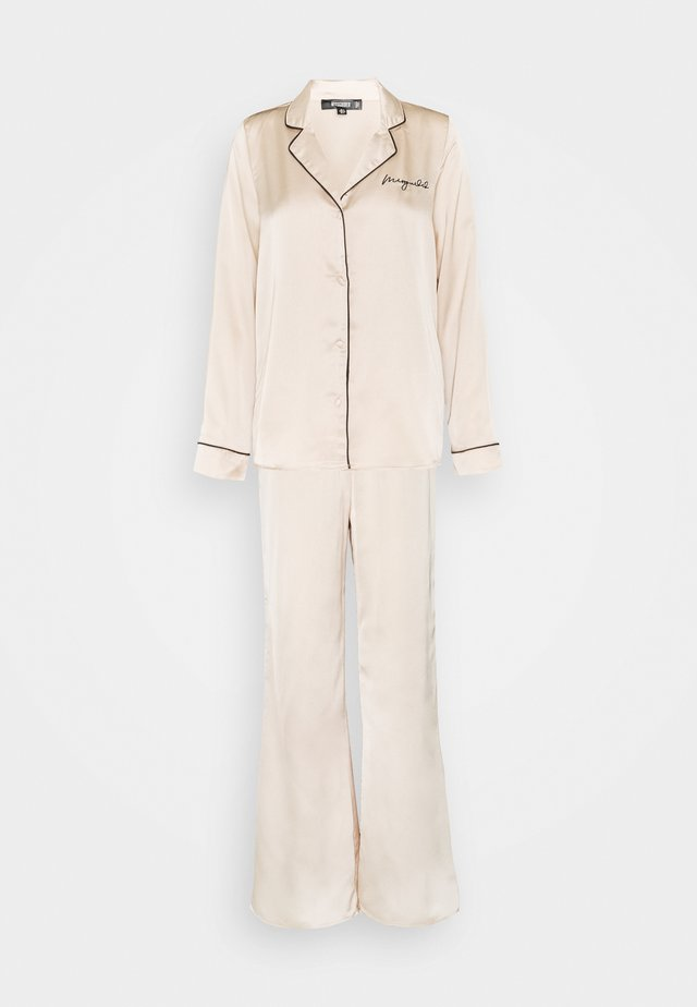 Pyjamas - champagne