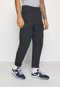 G-Star - DRONER RELAXED TAPERED PANT - Cargobroek - sartho blue wave - 0