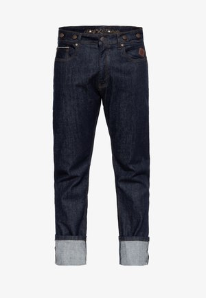 MIT CINCH B - Straight leg jeans - denim