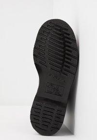 Dr. Martens - 2976 MONO CHELSEA - Korte laarzen - black smooth - 4