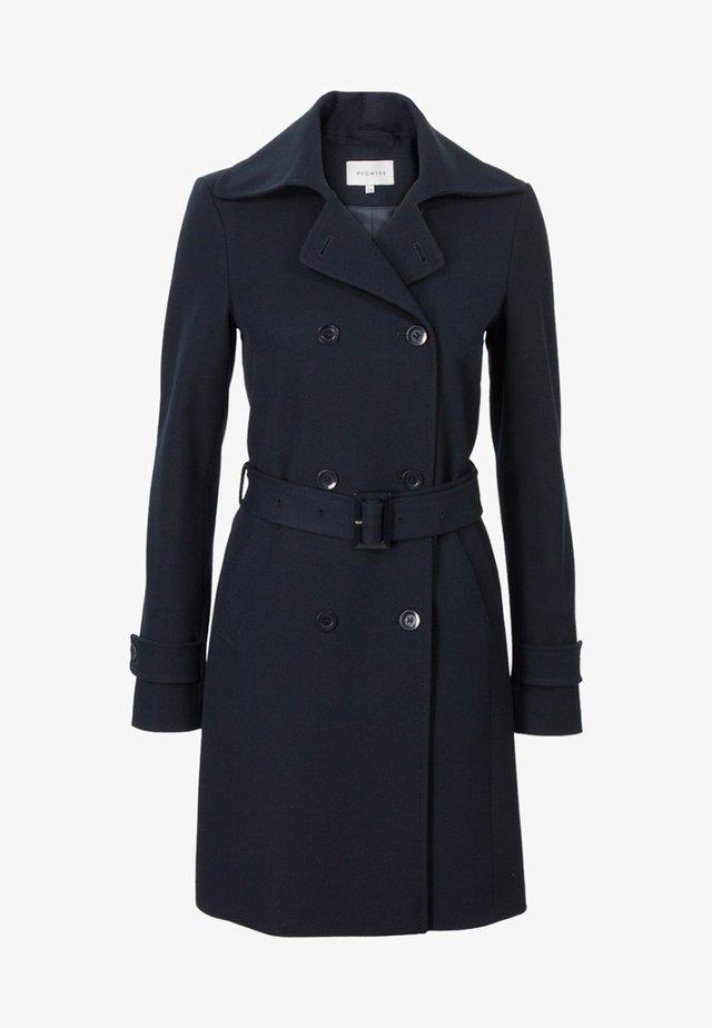 CHARLIE  - Trenchcoat - blue