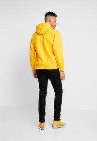 Weekday - FRIDAY - Slim fit jeans - black - 2
