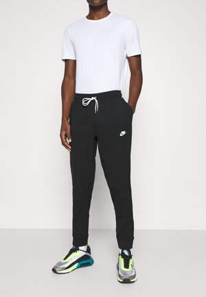 MODERN  - Tracksuit bottoms - black