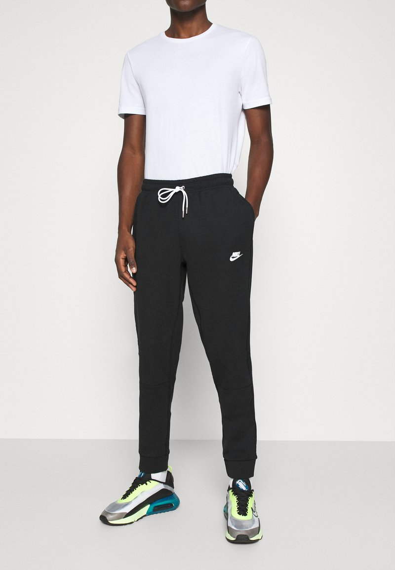 Nike Sportswear - MODERN  - Träningsbyxor - black