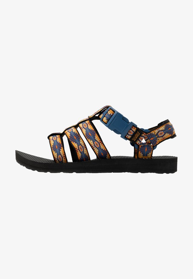 ORIGINAL DORADO - Walking sandals - canyon to canyon original dorado