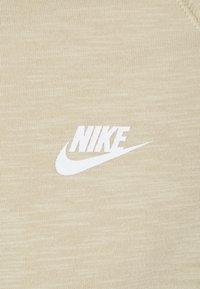 Nike Sportswear - Zip-up hoodie - grain/coconut milk/ice silver - 2