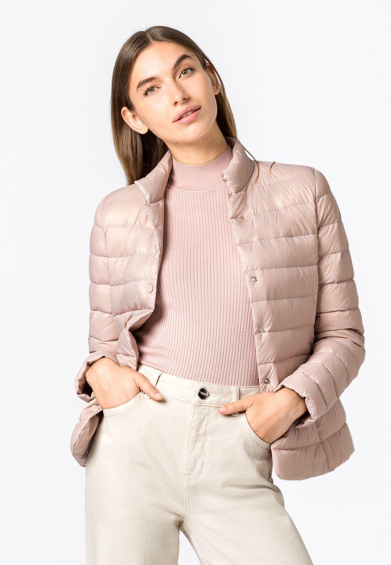 HALLHUBER - Down jacket - zartrosa