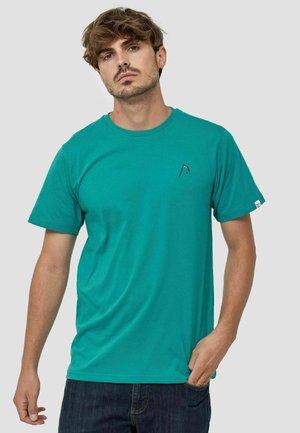 SENSE - T-shirt basic - türkis
