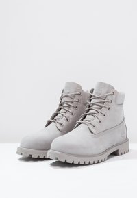 Timberland - Lace-up ankle boots - grey - 2