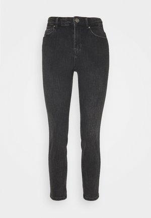 PCLILI - Jeans Slim Fit - black denim