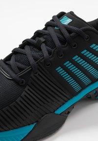 K-SWISS - EXPRESS LIGHT 2 HB - Clay court tennissko - black/algiers blue - 5