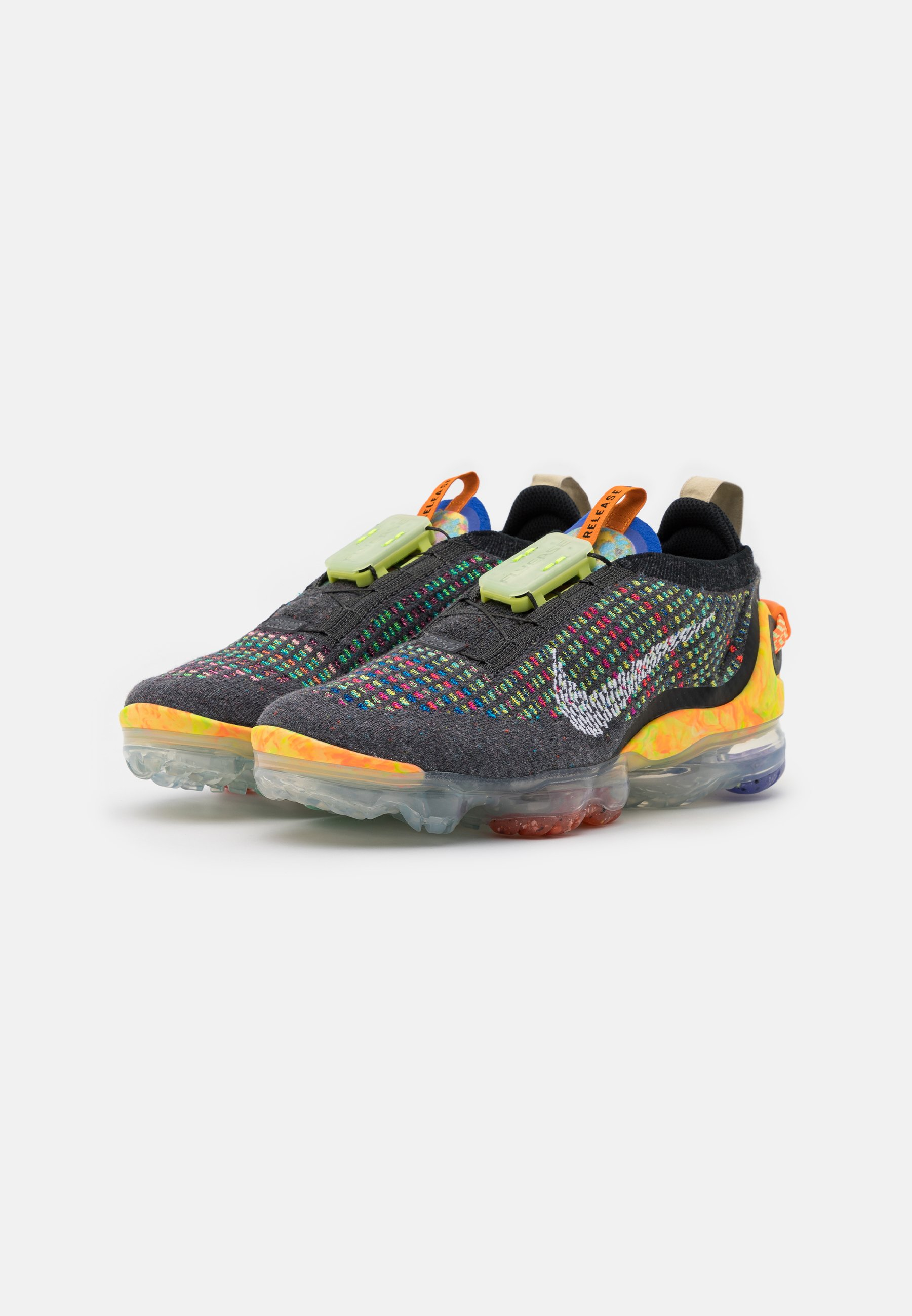 Nike Sportswear AIR MAX VAPORMAX  Sneaker low iron grey/white/multicolor/grau