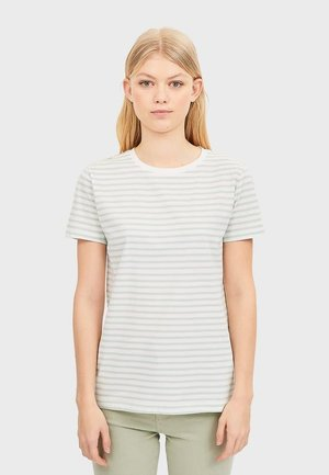 T-shirts print - turquoise