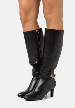 ARDINGTON - Vysoká obuv - black