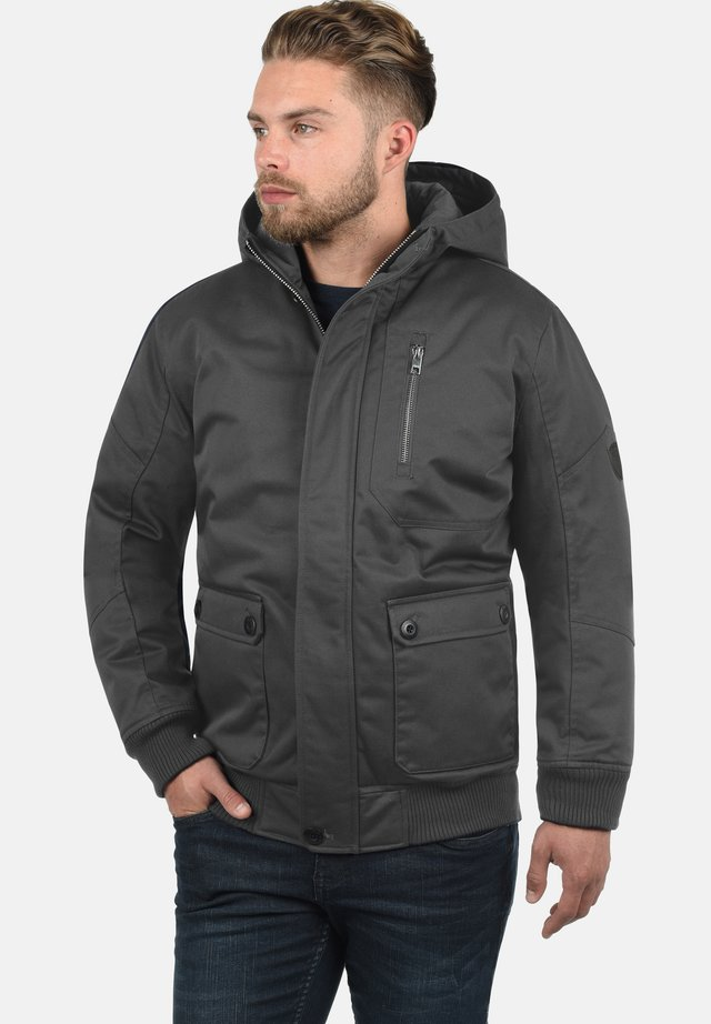 WALLACE - Light jacket - dark grey
