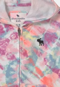 Abercrombie & Fitch - Mikina na zip - multi-coloured - 2