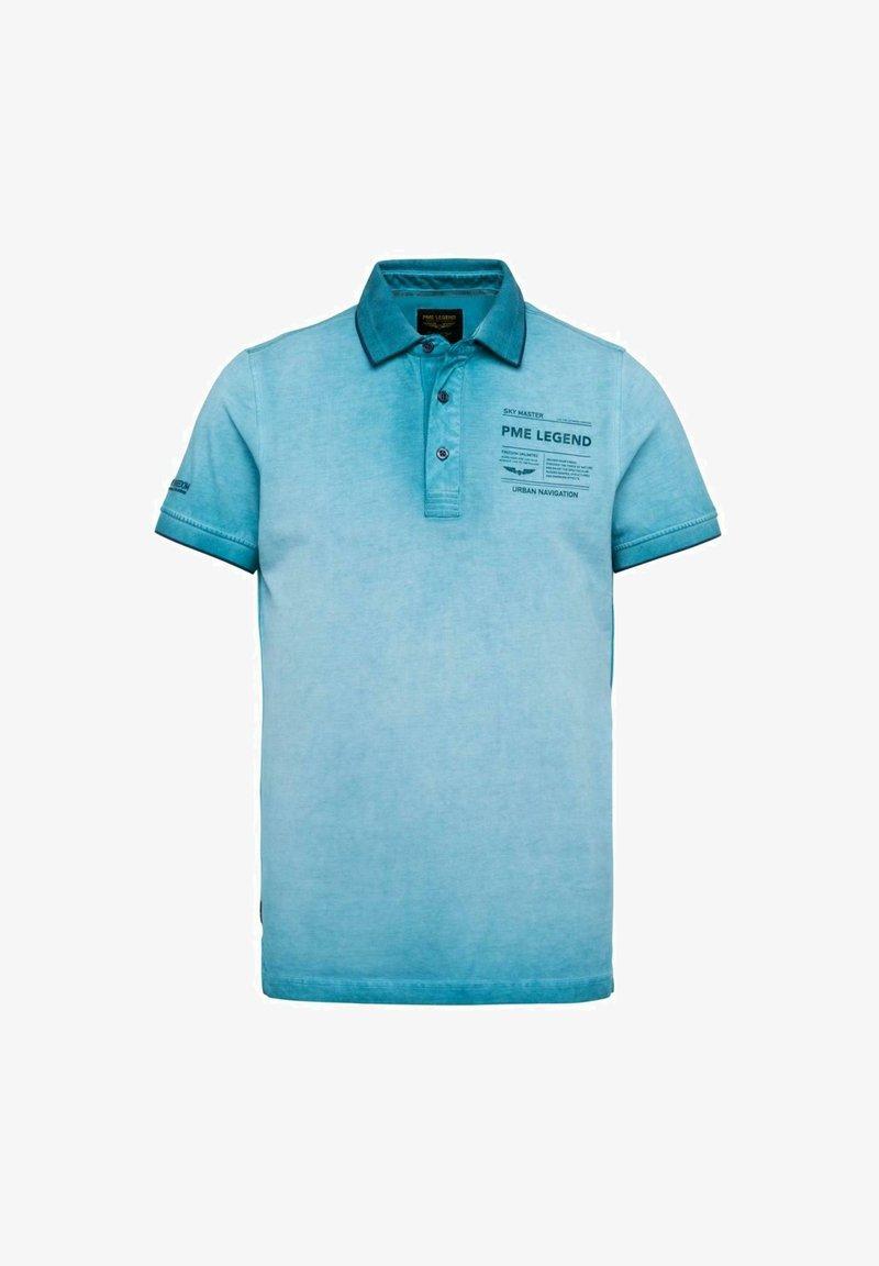 PME Legend - Polo shirt - blue moon