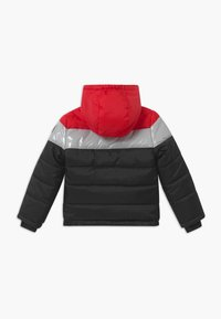 Nike Sportswear - COLOR BLOCK HEAVY PUFFER - Vinterjacka - university red - 1