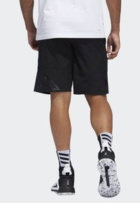 adidas Performance - N3XT L3V3L SHORTS - Sports shorts - black - 2