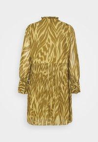 Object Petite - OBJZANIA  DRESS - Day dress - khaki - 6
