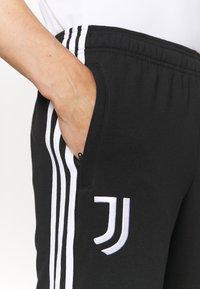 adidas Performance - JUVENTUS TURIN - Club wear - black/white - 4