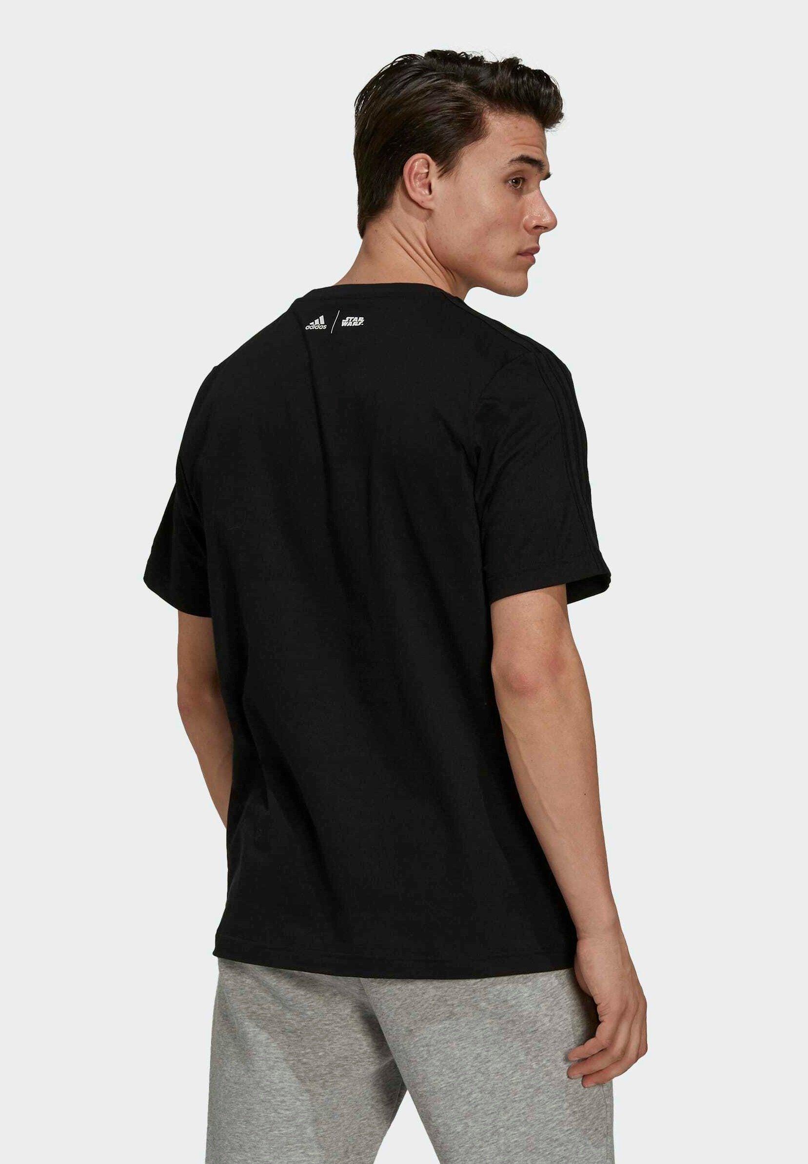 Men M STR WRS MND T - Print T-shirt