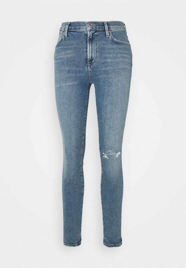 ROCKET ANKLE - Jeans Skinny - surfspray