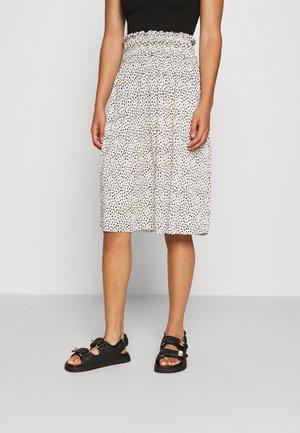 ELISIA SKIRT - A-line skirt - white