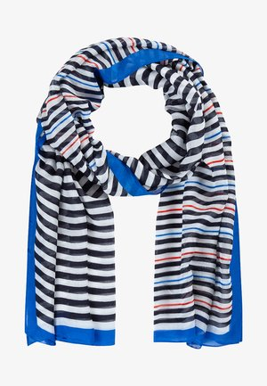 BY THE SEA - Scarf - blue