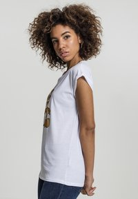 Merchcode - TOM & JERRY  - Print T-shirt - white - 2