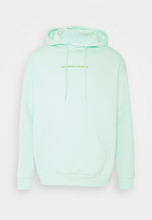 UNISEX - Sweat à capuche - mint