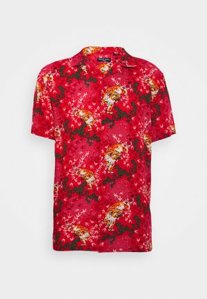 LEGENDD - Shirt - red combo