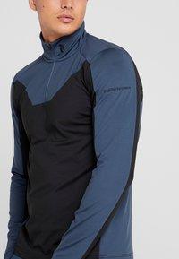 Peak Performance - ACE MID - Fleece jumper - black - 4