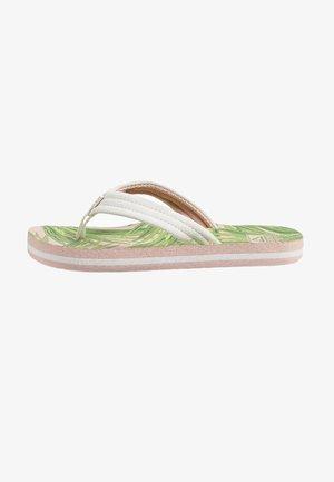 AHI - Pool shoes - tropical palm