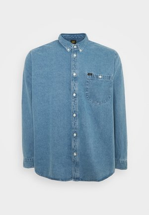 RIVETED SHIRT - Shirt - faded blue