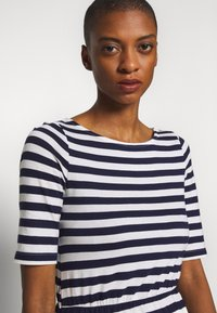 Anna Field - BASIC  - Jerseykjole - maritime blue/cloudancer stripe - 3