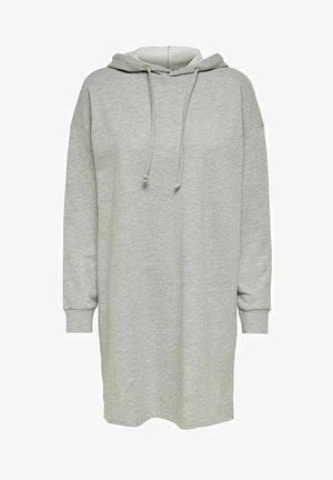 Day dress - light grey melange