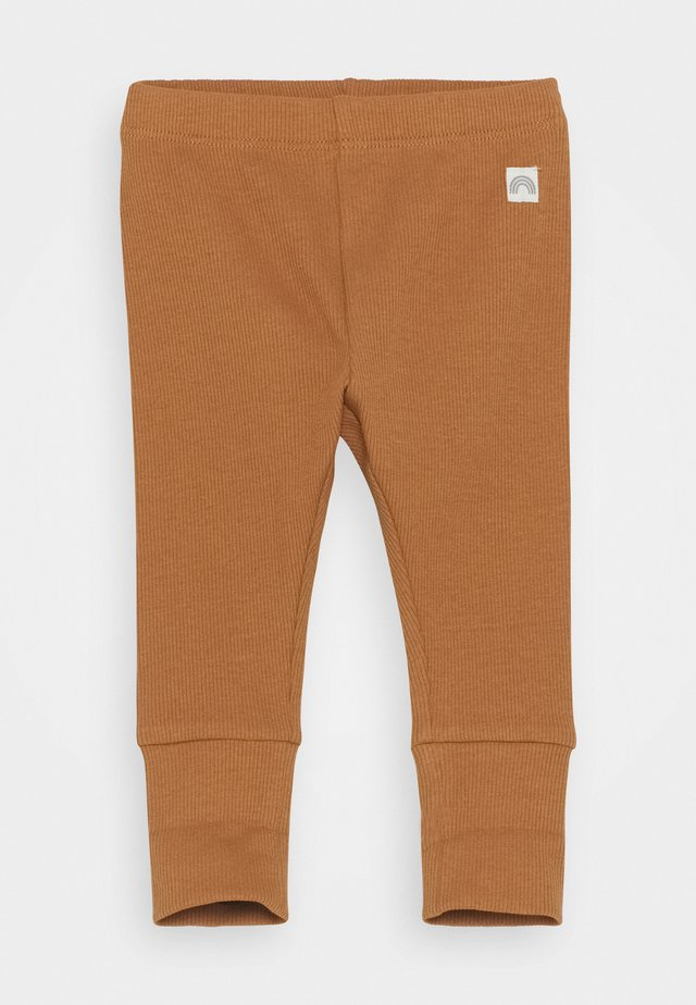 SOLID UNISEX - Leggings - Hosen - dusty brown