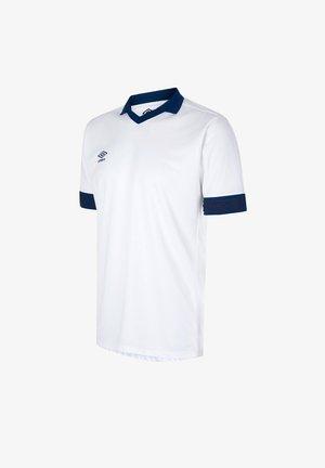 Sports shirt - weissblau