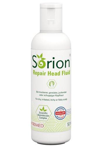 REPAIR HEAD FLUID - Foot cream - -