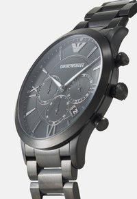 Emporio Armani - Kronograf - black - 3