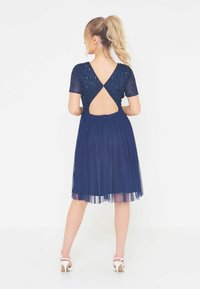 BEAUUT - Cocktail dress / Party dress - navy - 1