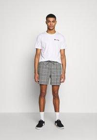 YOURTURN - UNISEX - T-shirt imprimé - white - 1