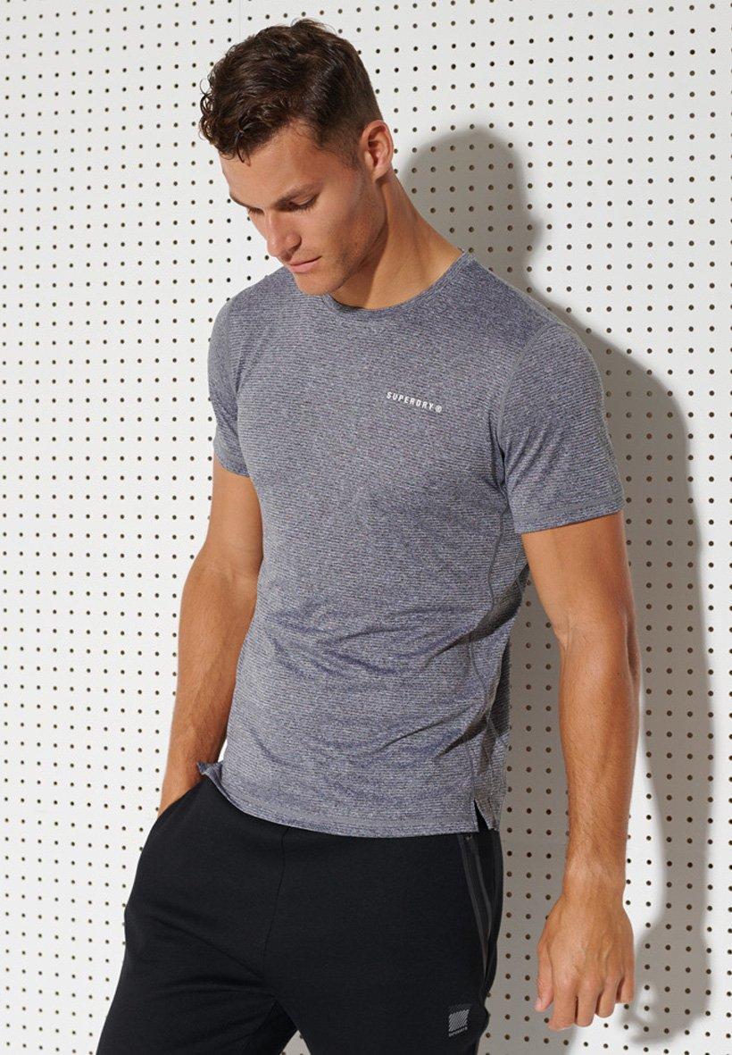 Uomo ACTIVE - T-shirt sportiva