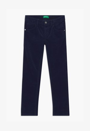 BASIC BOY - Trousers - dark blue