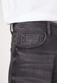 Esprit - Slim fit jeans - black medium wash - 1