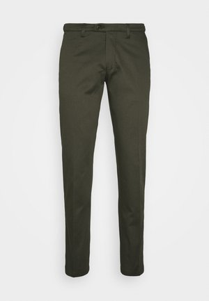 KILL - Chino kalhoty - grün