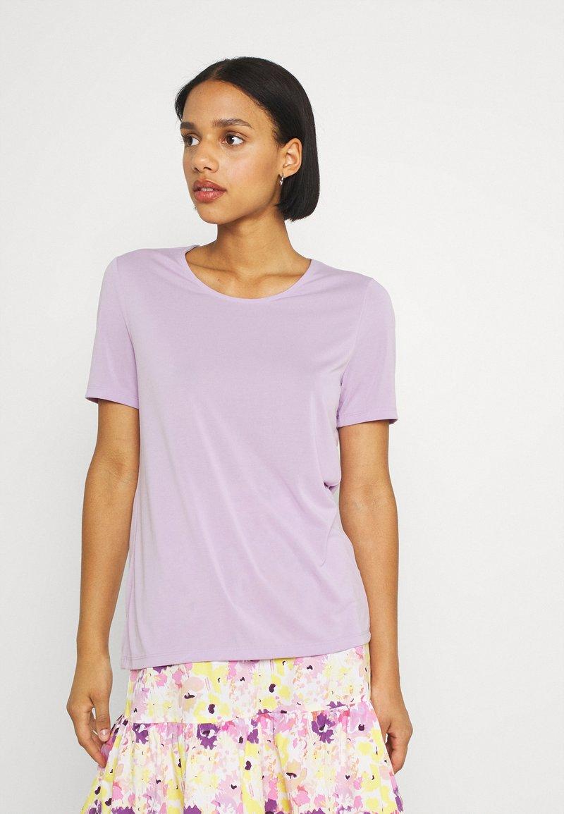 Pieces - PCKAMALA  - Basic T-shirt - orchid bloom