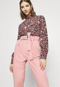 Miss Selfridge - TROUSER - Trousers - pink - 3