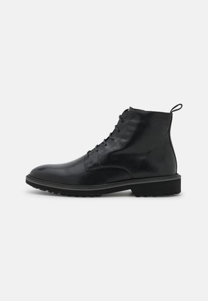 CANNAREGIO - Lace-up ankle boots - black